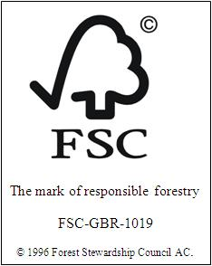 wood You Like retail FSC Certification number