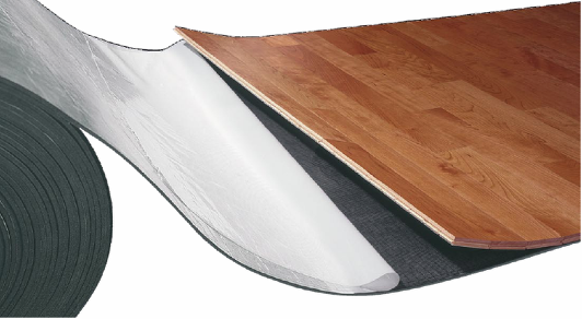 Elastilon self-adhesive underlayment for wooden floors: the original product
