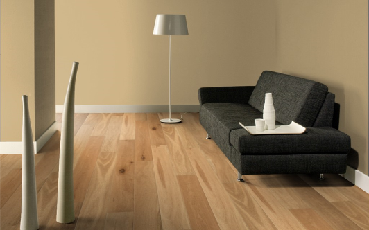 Floorboards 20mm thick, Oak Rustic, oiled natural