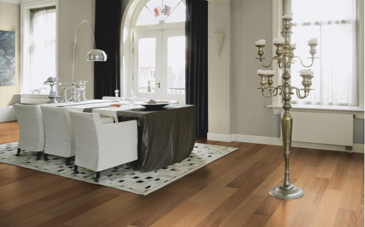 Floorboards 10mm thick, Oak Nature, oiled natural