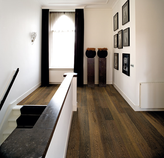 Groovy Gold from Silver and Gold Unique range in wood-engineered floorin