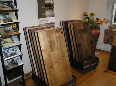 115 Wood-engineered high quality flooring in Wood You Like's special Spring Offer