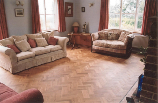 Wood You Like adding retro features to your retro design parqet floor