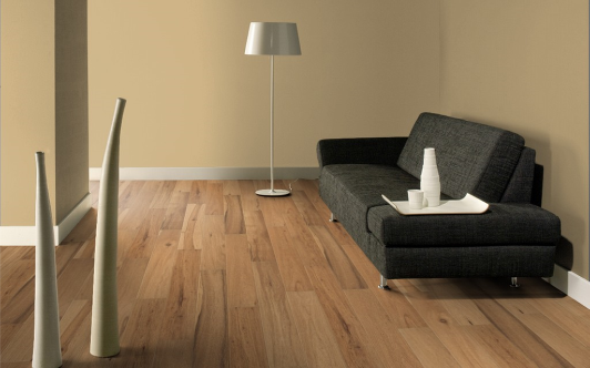 Floorboards 10mm thick, Oak Rustic, oiled natural