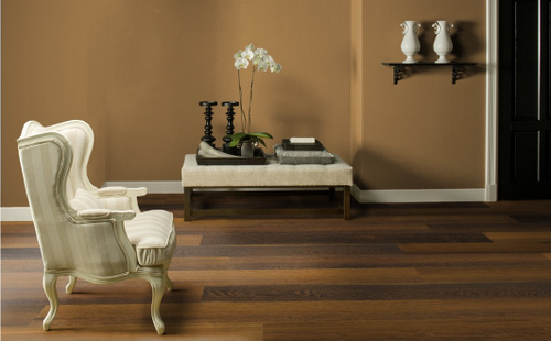 Wood You Like unique wood-engineered floor range, silve, sopper and gold finishes