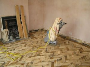 Wood You Like restoration of original parquet floors