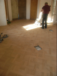 Wood You Like specialises in installations of Design Parquet flooring
