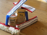 High qaulity maintenance products for wooden floors