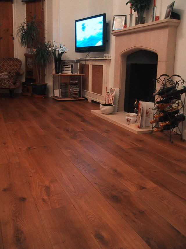 Duo Projectplank Mammoet Oak 'Oeral: aged, smoked & oiled natural