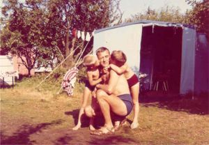 Camping all summer long in Renesse