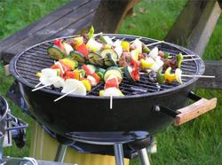 Garden Party Barbecue