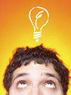 Self-talk equals light bulb moments