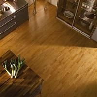 Wood You Like 3-strip Engineered flooring, not Parquet blocks